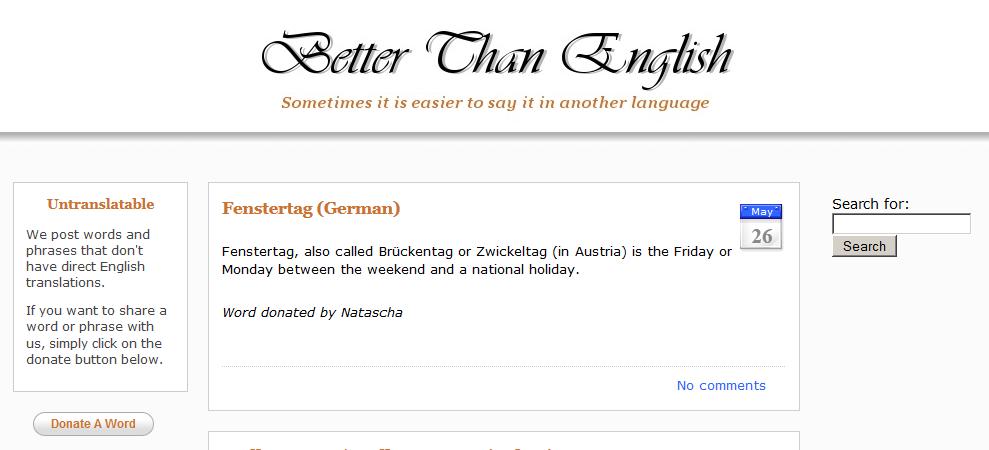 betterthanenglish.com