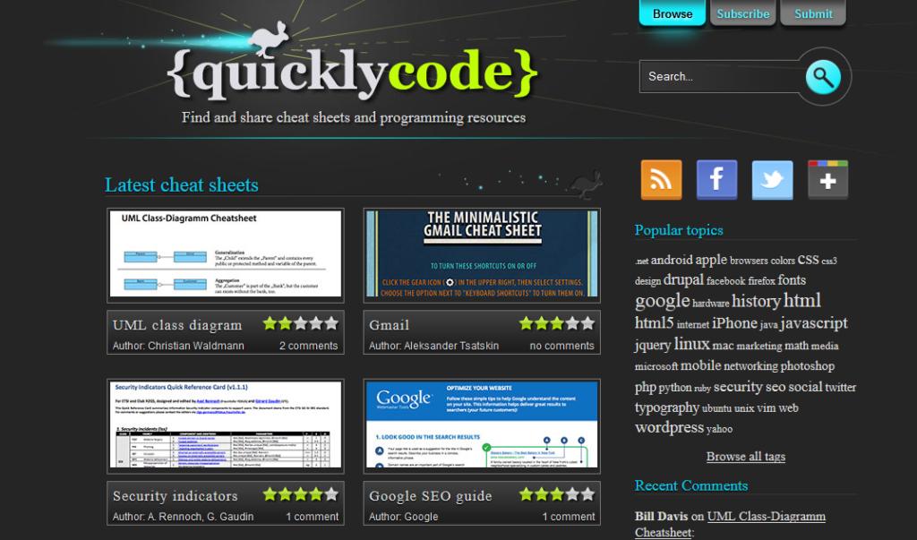 quicklycode.com