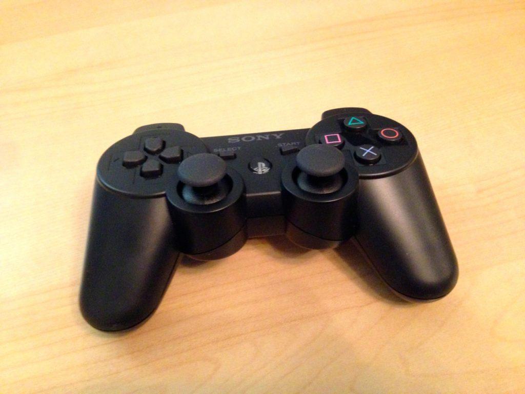 Der DualShock 3 Controller