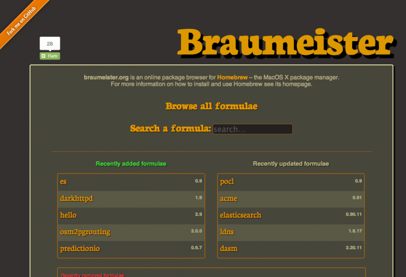 braumeister.org