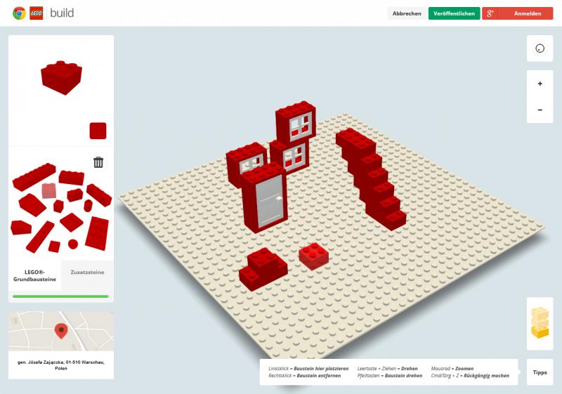 Lego im Browser