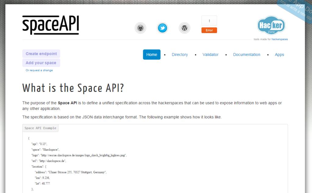 spaceapi.net