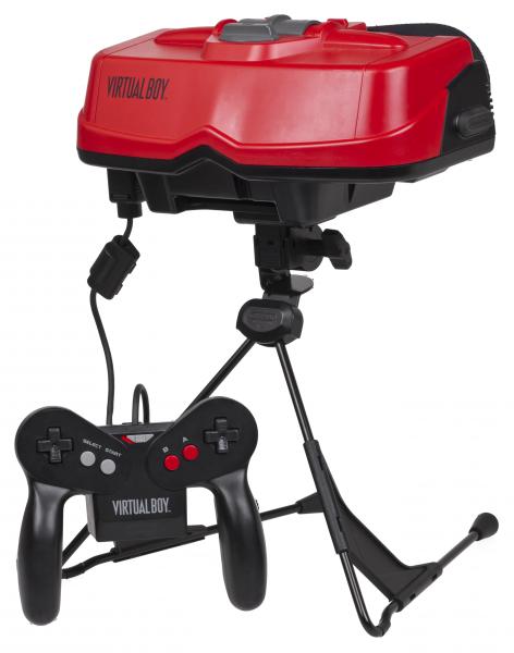 Der erste Versuch von Nintendo die virtuelle Realität einzubinden