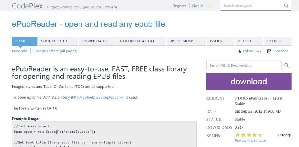 epubreader.codeplex.com