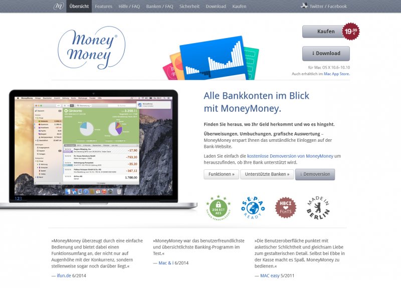 moneymoney-app.com