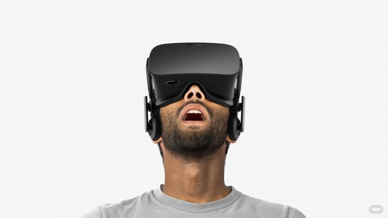 Die VR-Brille von Oculus