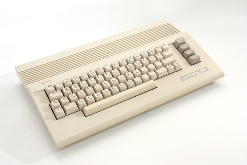 Die überarbeitete Version des Commodore 64
