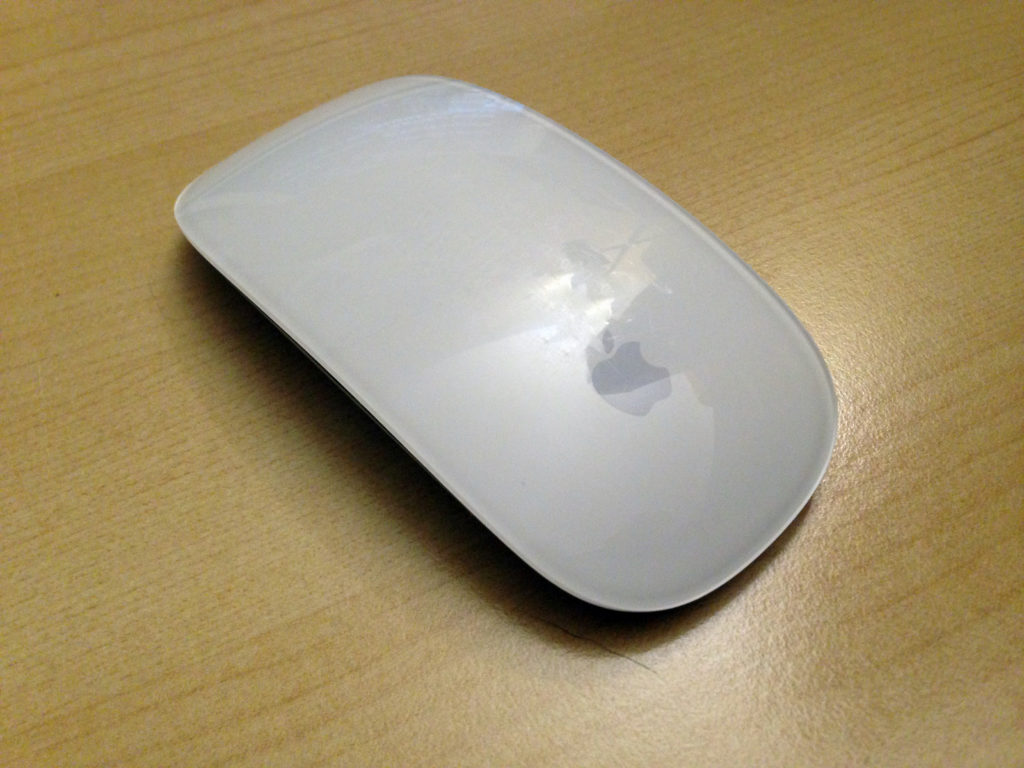 Eine Magic Mouse von Apple
