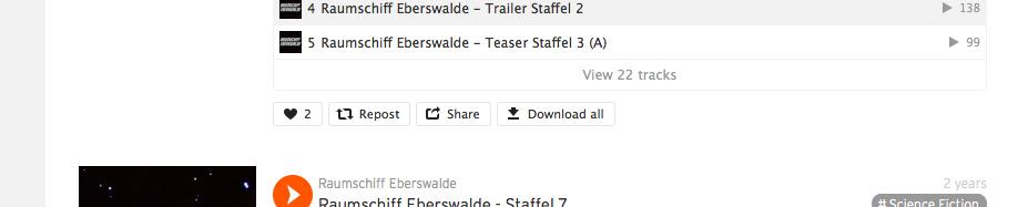 Das Add-On fügt einen Download-Button hinzu