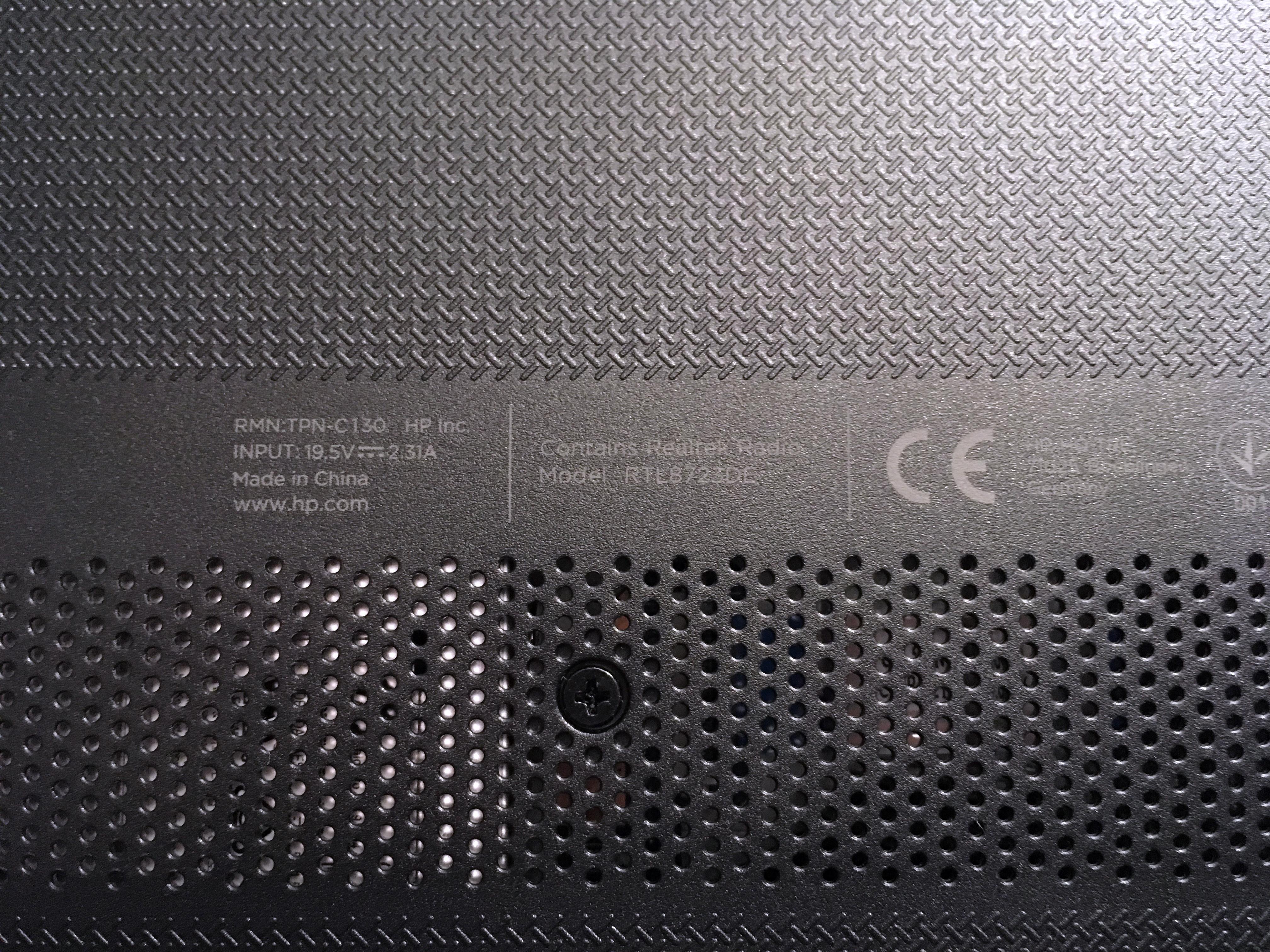 Realtek WLAN-Chip RTL8723de unter Ubuntu aktivieren